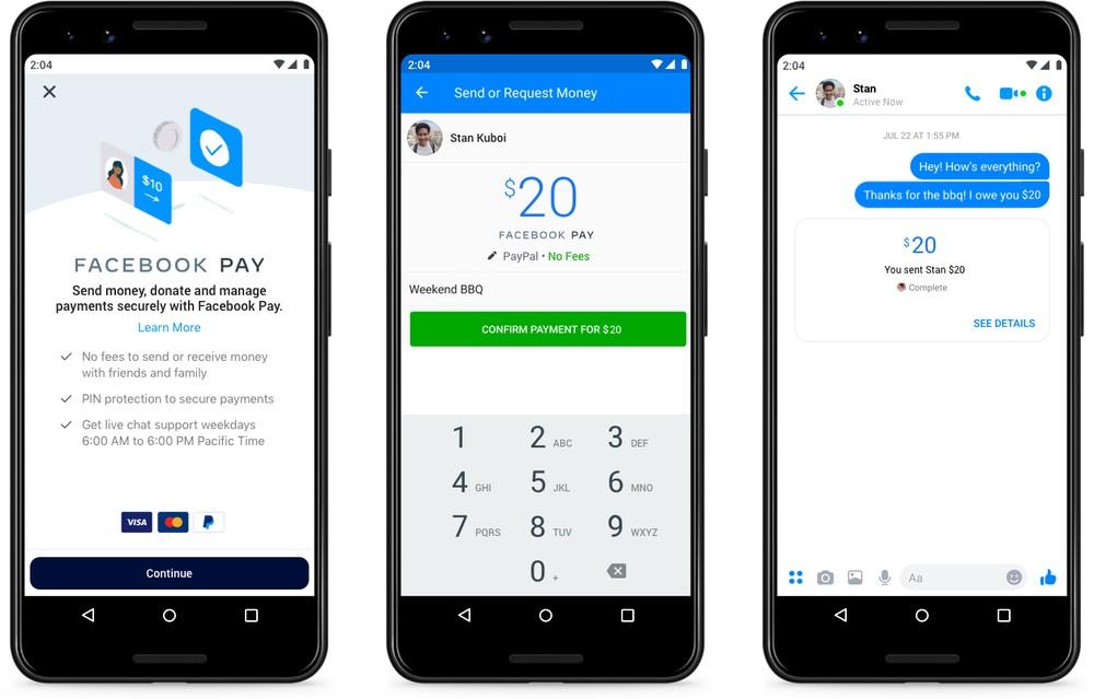 Facebook Pay, a nova forma de pagamento nas aplicações do grupo – Mundo Smart - mundosmart