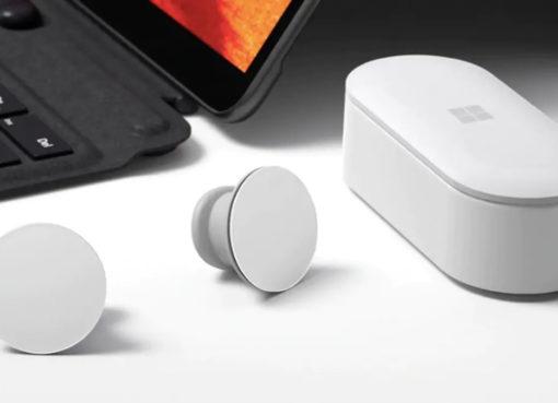 Microsoft adia lançamento dos Surface Earbuds – Mundo Smart - mundosmart
