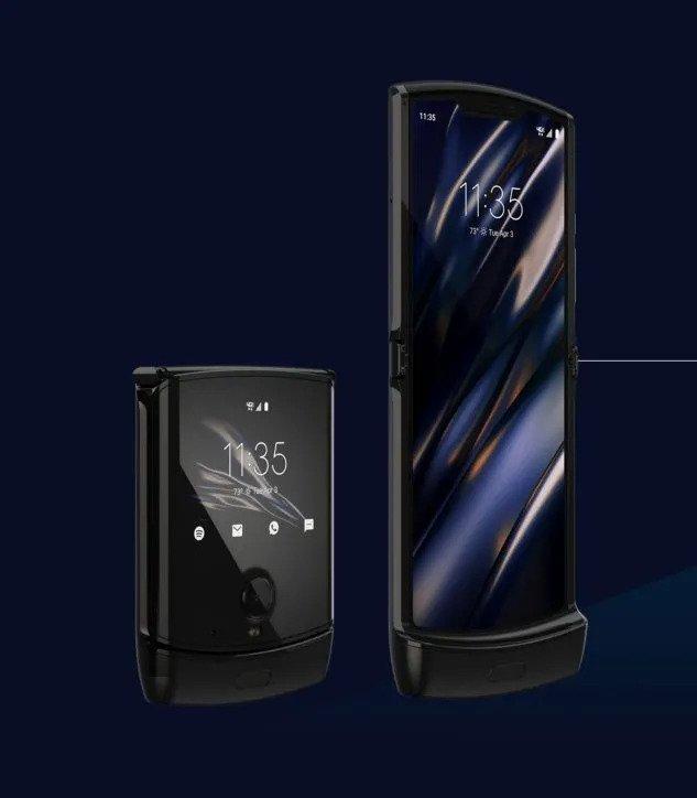 Motorola Razr: o novo smartphone dobrável – Mundo Smart