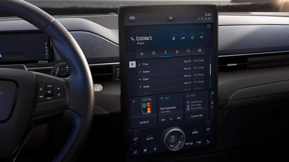 Mustang Mach-E, o novo SUV elétrico da Ford – Mundo Smart - mundosmart