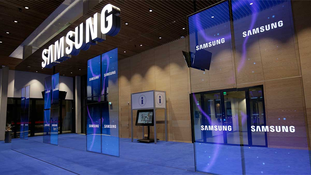 Samsung em queda no terceiro trimestre – Mundo Smart - mundosmart