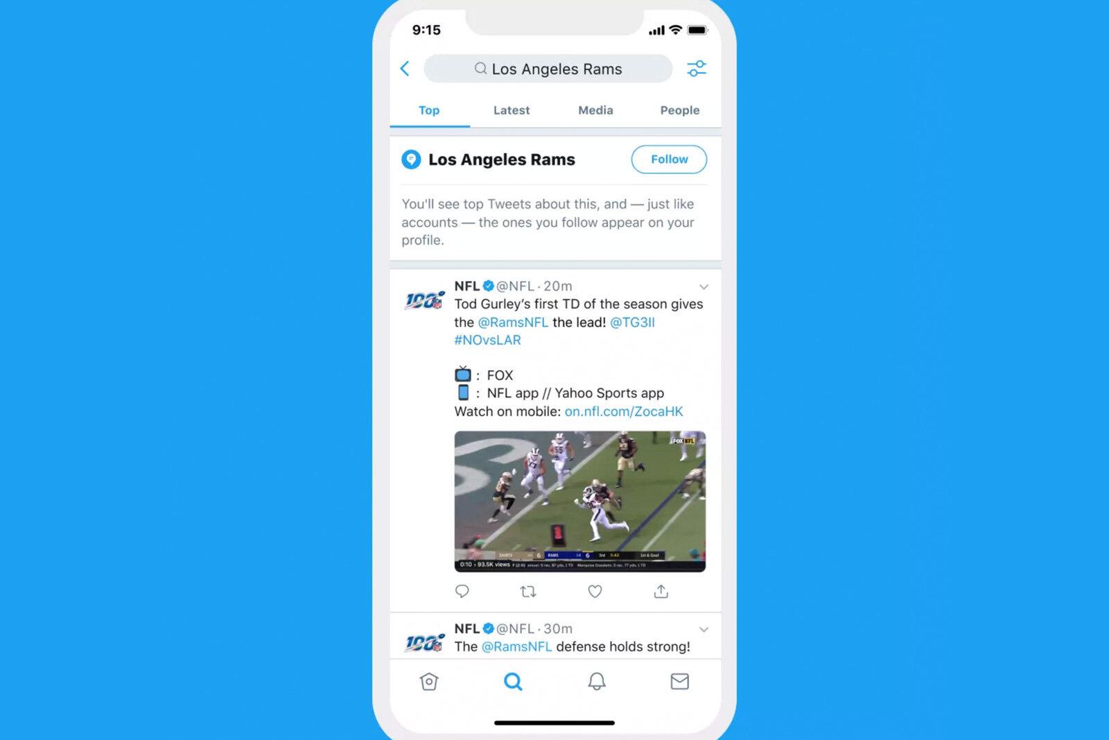 Twitter vai lançar função para seguir tópicos – Mundo Smart - mundosmart