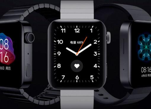 Mi Watch muito parecido ao Apple Watch, mas por metade do preço – Mundo Smart - mundosmart