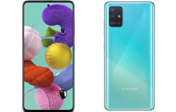 Samsung apresenta oficialmente novos Galaxy A51 e A71 – Mundo Smart - mundosmart