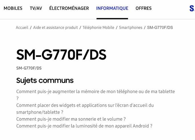 Novo Galaxy S10 Lite aparece no site da Samsung – Mundo Smart - mundosmart