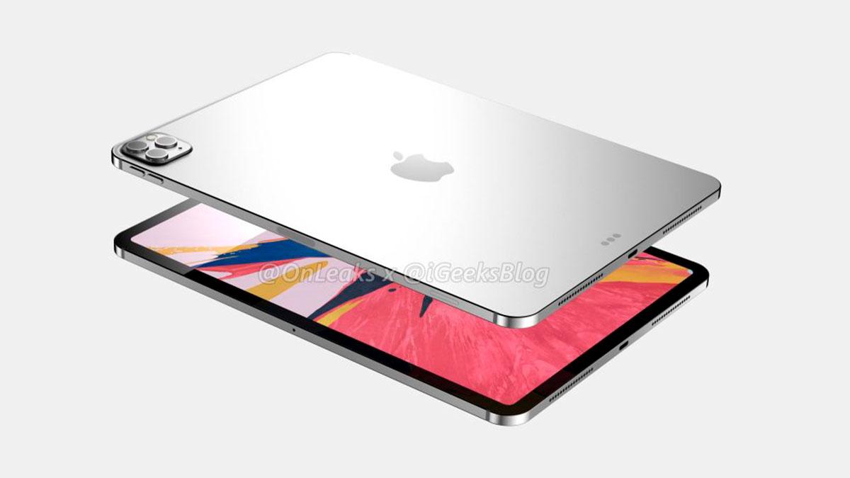 Surgem imagens do novo iPad Pro 2020 – Mundo Smart - mundosmart