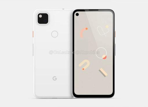 Google Pixel 4a com design revelado em vídeo – Mundo Smart - mundosmart