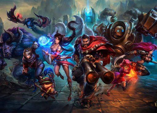 Riot apresenta novos jogos de League of Legends – Mundo Smart - mundosmart