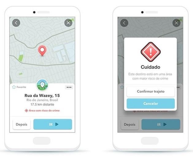 Waze vai-nos avisar quando passamos em zonas de risco – Mundo Smart - mundosmart