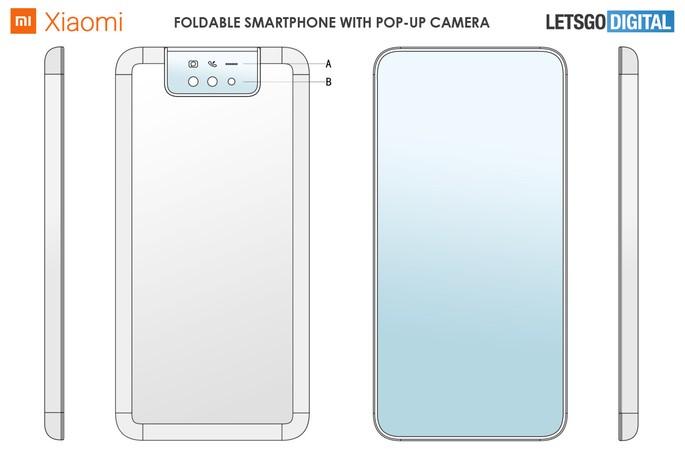 Xiaomi com nova patente de smartphone dobrável – Mundo Smart - mundosmart