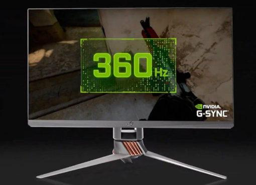 Asus e Nvidia apresentam monitor gaming mais rápido do mercado – Mundo Smart - mundosmart