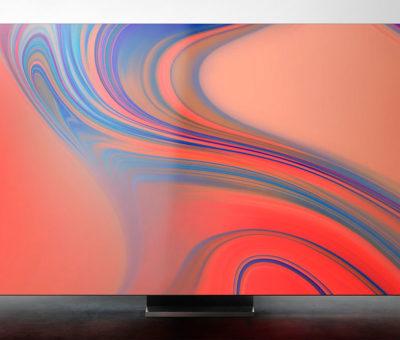 Samsung apresenta TV com ocupação de 99% de imagem – Mundo Smart – mundosmart