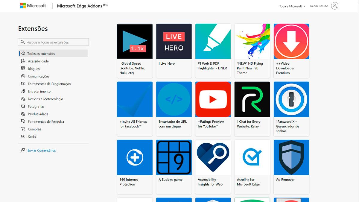 Microsoft Edge com melhor desempenho que o Google Chrome – Mundo Smart - mundosmart