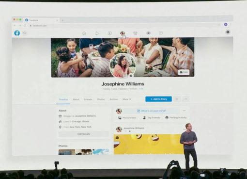 Facebook estará a preparar um novo design (com imagens) – Mundo Smart - mundosmart