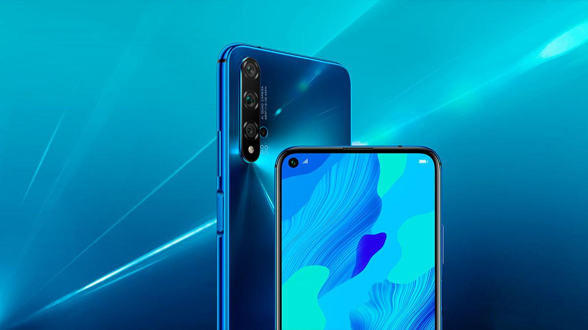 Huawei Nova 5T a nova aposta da Huawei, com serviços Google – Mundo Smart - mundosmart