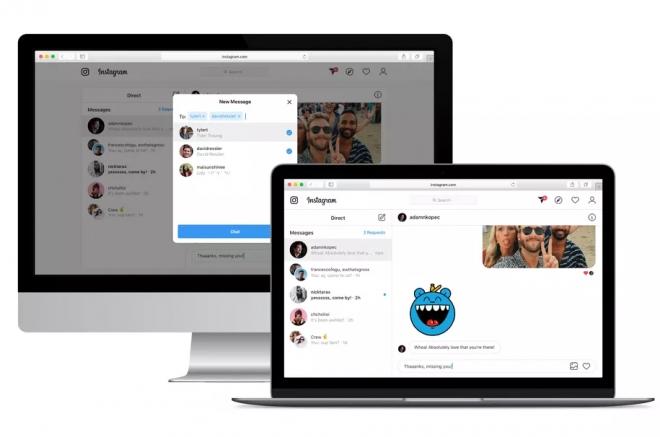 Instagram começa a testar mensagens na versão web – Mundo Smart - mundosmart