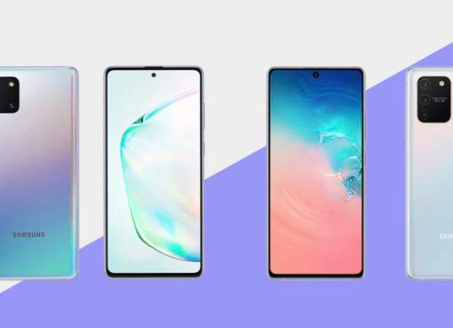 Samsung revela oficialmente Galaxy Note 10 Lite e S10 Lite – Mundo Smart - mundosmart