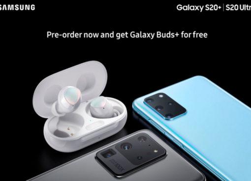 Novas imagens dos Galaxy S20 mostram oferta de pré-compra – Mundo Smart - mundosmart