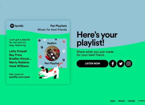 Spotify cria listas de reprodução para animais! – Mundo Smart - mundosmart