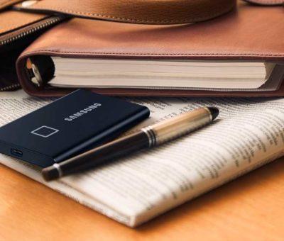 Samsung: T7 Touch, o disco SSD com desbloqueio por impressão digital – Mundo Smart - mundosmart