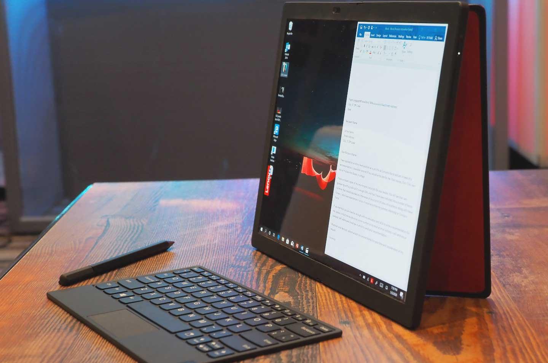 Lenovo ThinkPad X1 Fold, o primeiro tablet dobrável – Mundo Smart - mundosmart