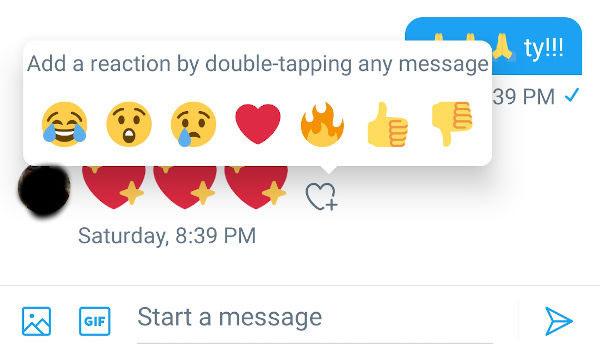 Twitter adiciona emojis às mensagens diretas – Mundo Smart - mundosmart