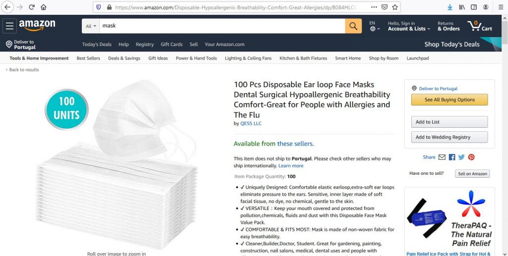 Amazon proíbe 1 milhão de produtos enganosos em relação ao Coronavírus – Mundo Smart - mundosmart