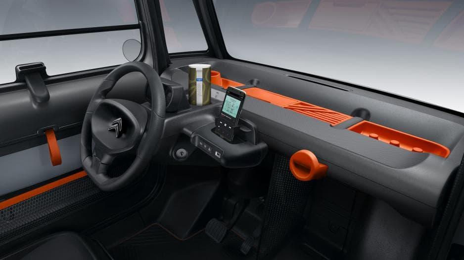 Citroen Ami, o elétrico mais acessível que pode ser conduzido até sem carta de condução – Mundo Smart - mundosmart