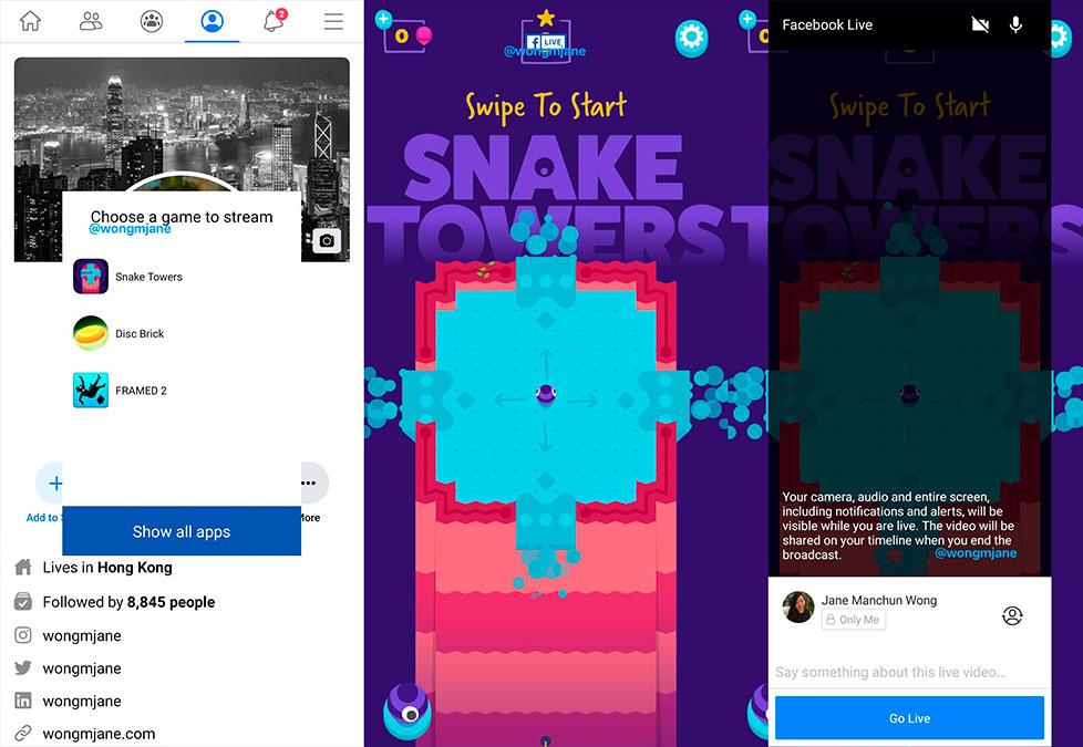 Facebook Gaming vai começar a transmitir em direto dos smartphones – Mundo Smart - mundosmart