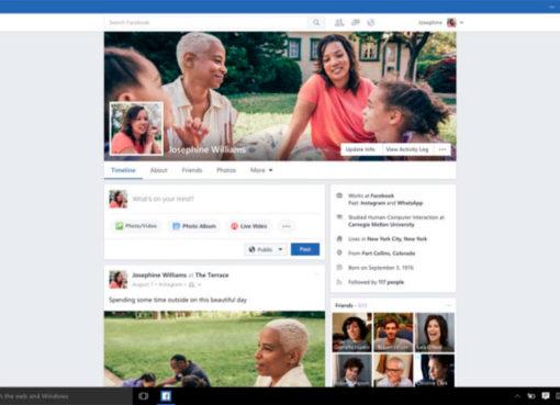 Facebook vai deixar de funcionar no Windows 10 – Mundo Smart - mundosmart