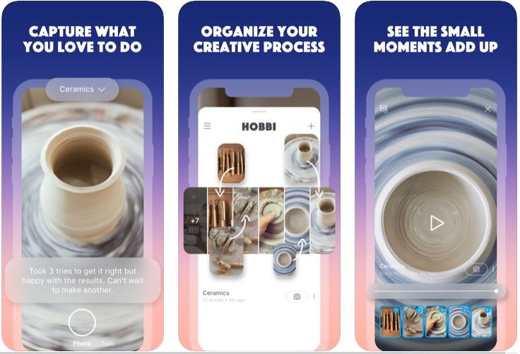 Hobbi, a nova aplicação do Facebook para fazer frente ao Pinterest – Mundo Smart - mundosmart