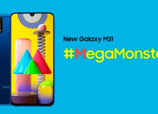 Galaxy M31, novo média gama da Samsung com bateria de 6.000mAh – Mundo Smart - mundosmart
