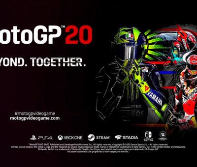 MotoGP 20 com lançamento a 23 de abril, com suporte para o Google Stadia – Mundo Smart - mundosmart