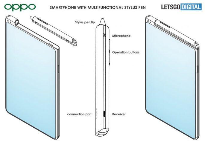 Oppo regista patente de caneta que pode fazer chamadas – Mundo Smart - mundosmart