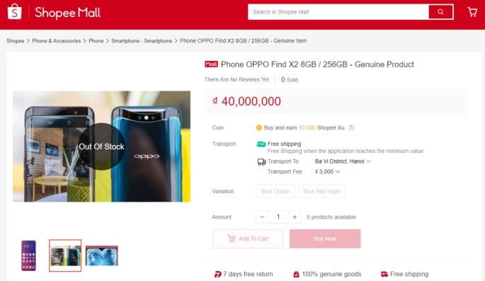 Oppo Find X2 aparece por engano em página de loja – Mundo Smart - mundosmart
