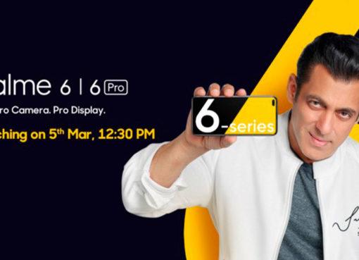 Realme confirma data de apresentação do Realme 6 e 6 Pro – Mundo Smart - mundosmart