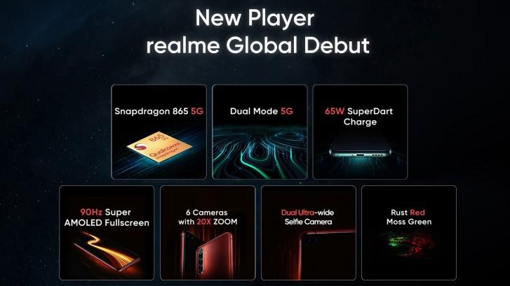 Realme X50 Pro 5G com lançamento a 24 de fevereiro – Mundo Smart - mundosmart
