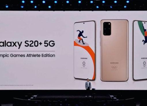 Unpacked 2020: Samsung cria versão do S20+ para atletas olímpicos – Mundo Smart - mundosmart