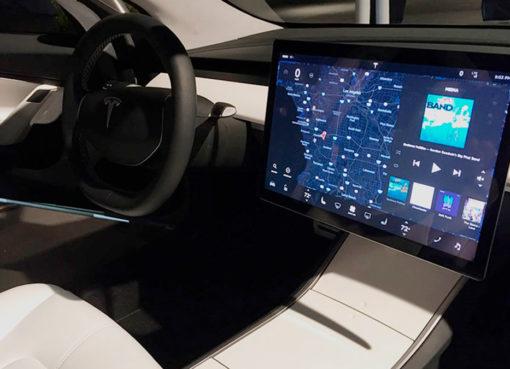 Tesla força a atualização do sistema dos seus carros – Mundo Smart - mundosmart