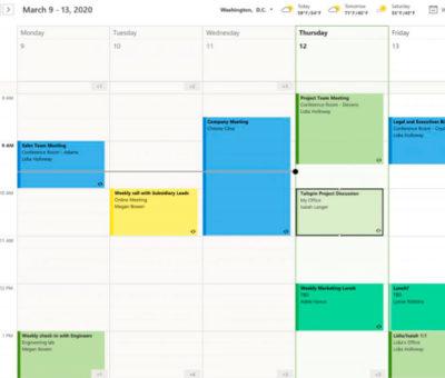 Microsoft prepara nova atualização para o calendário do Outlook – Mundo Smart - mundosmart