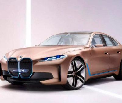 BMW i4, o novo carro 100% elétrico com autonomia até 600 quilómetros – Mundo Smart - mundosmart