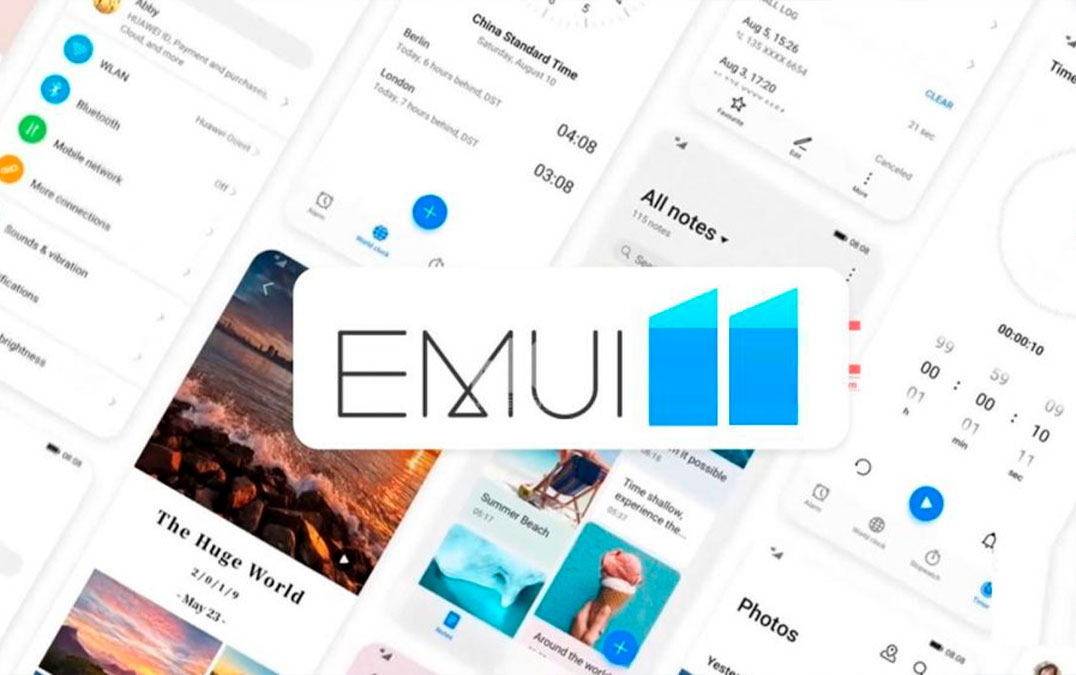 Huawei já está a preparar o EMUI 11 com adição de novas funções – Mundo Smart - mundosmart