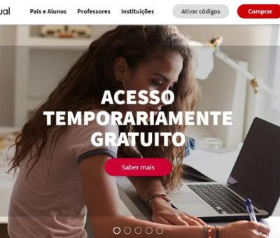 COVID-19: Porto Editora oferece o acesso gratuito à Escola Virtual – Mundo Smart - mundosmart