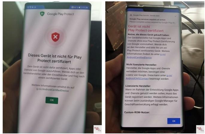 Google não facilita a instalação das suas aplicações nos equipamentos Huawei – Mundo Smart - mundosmart