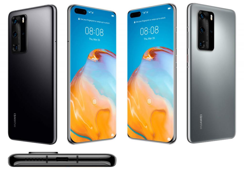 Novas imagens revelam design dos Huawei P40 e P40 Pro – Mundo Smart – mundosmart