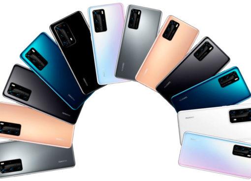 Smartphones da linha Huawei P40 com design revelado – Mundo Smart - mundosmart