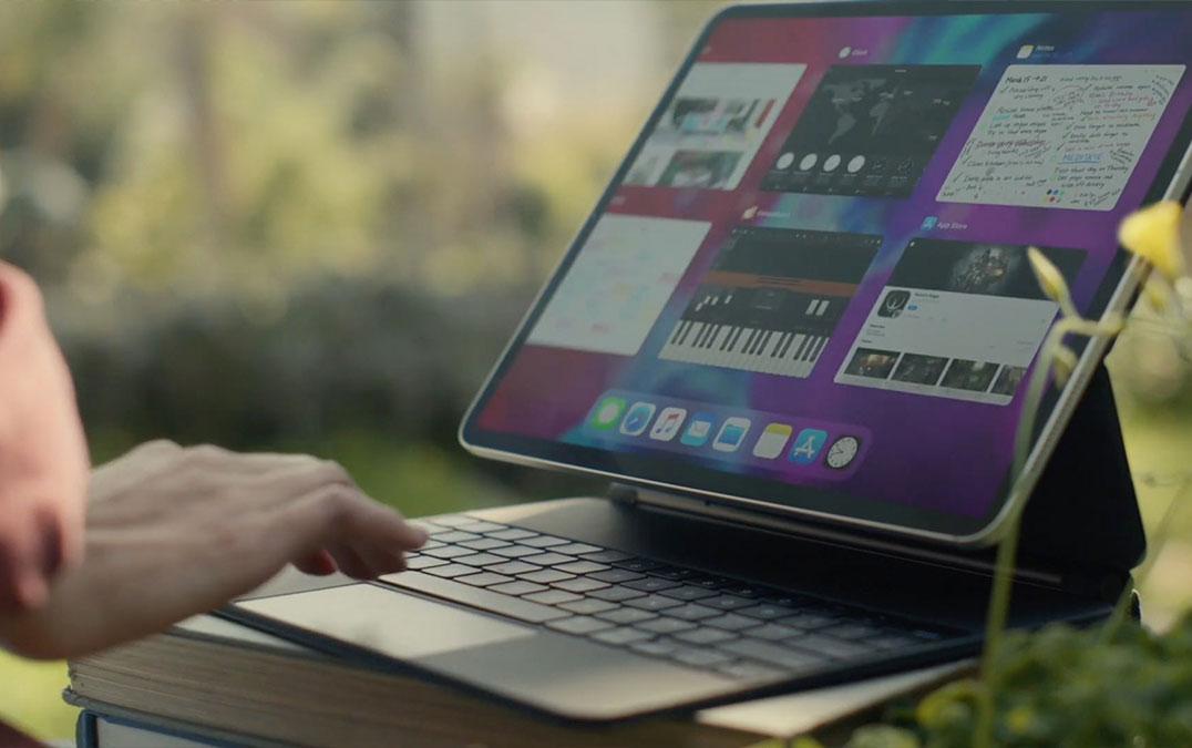 Apple mostra como funciona o novo trackpad do iPad Pro – Mundo Smart - mundosmart