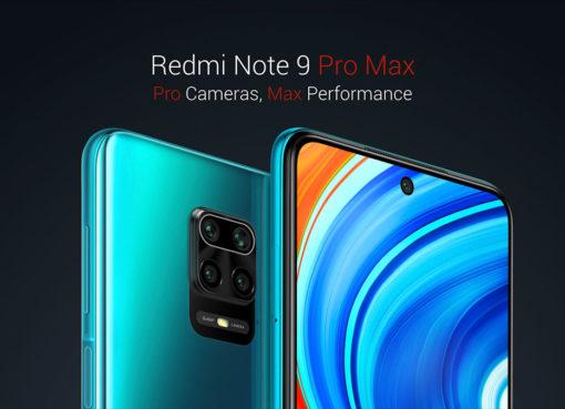 Redmi apresenta o seu novo Note 9 Pro Max – Mundo Smart - mundosmart