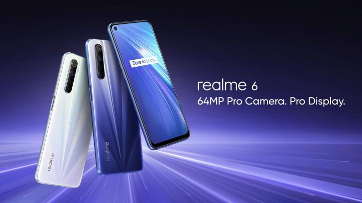 Realme 6 e 6 Pro apresentados oficialmente – Mundo Smart – Mundo Smart