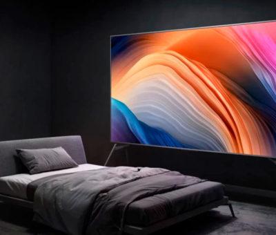 Redmi revela nova Smart TV gigante com 98 polegadas – Mundo Smart - mundosmart